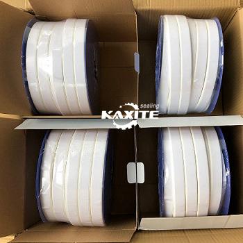 Mở rộng PTFE Joint Sealant Gasket Tape với chất kết dính
