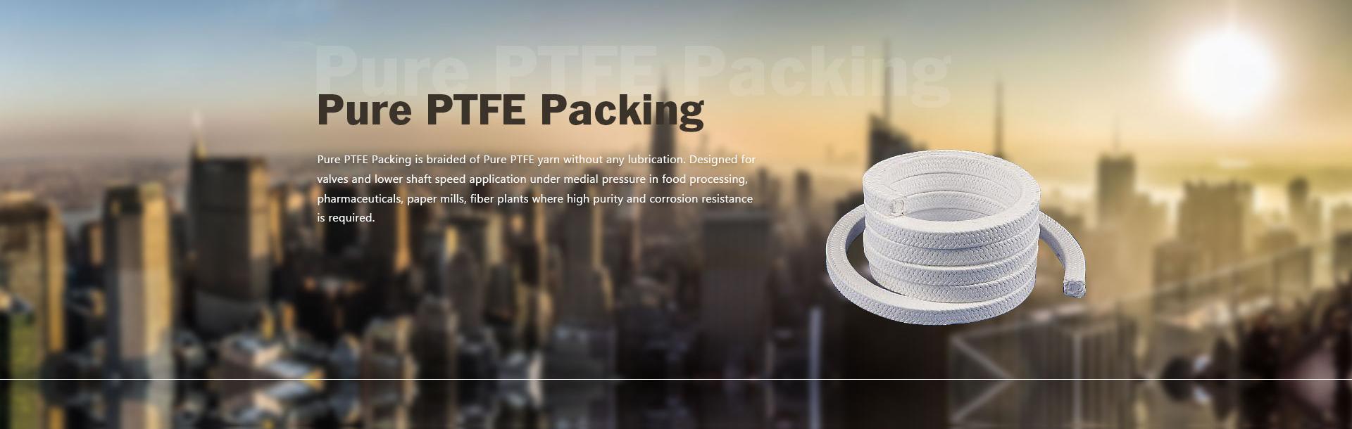 Đóng gói PTFE